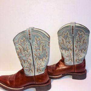 Men's Ariat® Heritage Crepe Western Boots